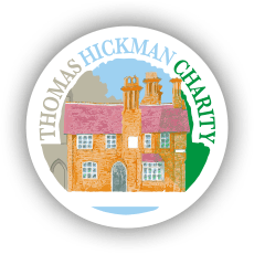 Thomas Hickmans large logo round with shadow 230px