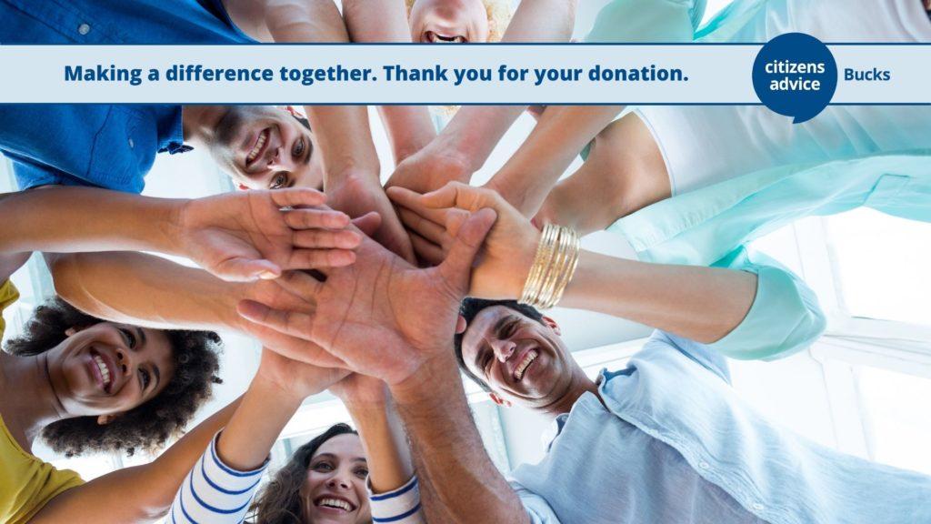 donation thanks image